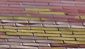 Reparación fachada ladrillo