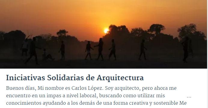 Iniciativas solidarias de Arquitectura.jpg