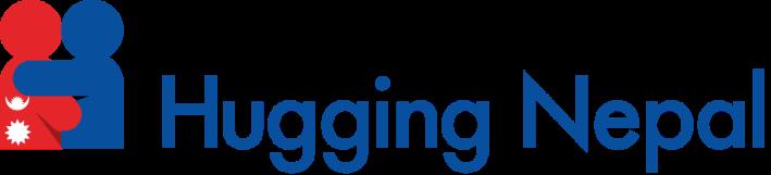 logo Hugging Nepal